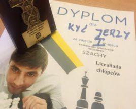 dyplom Jerzy Kyć